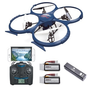 WiFi FPV RC Quadcopter Drone With HD Camera
