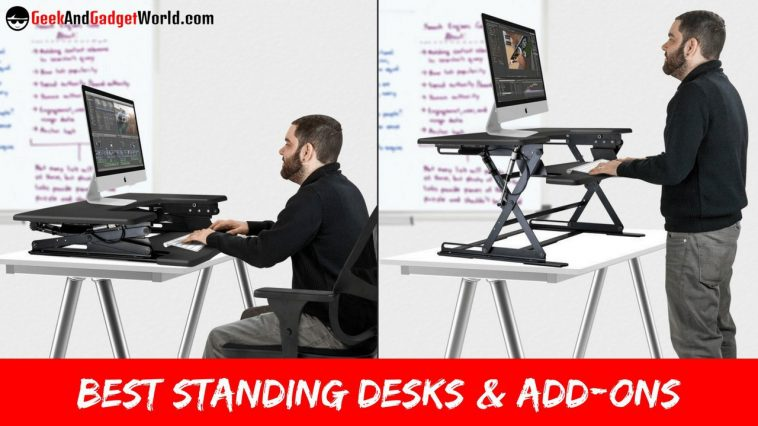 What Is The Best Standing Desk Top Sit Stand Desk Reviews 2019 Gagw