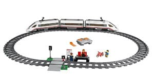LEGO City Trains High Speed Passenger Train 60051 Building Toy 2