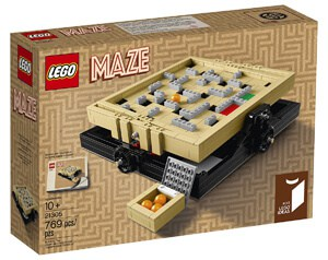 LEGO Ideas 21305 Maze Building Kit