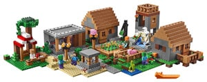 LEGO Minecraft 21128 The Village Building Kit 2