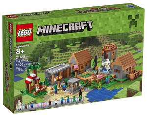 LEGO Minecraft 21128 The Village Building Kit