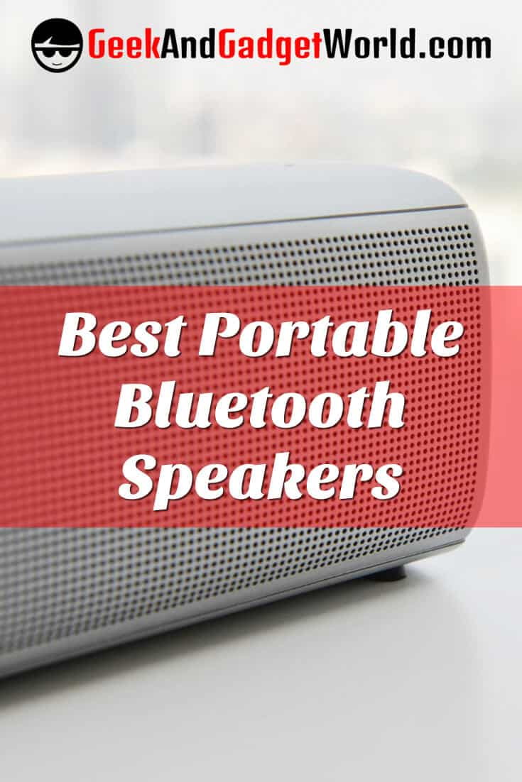 Best Portable Speakers Reviews Pinterest