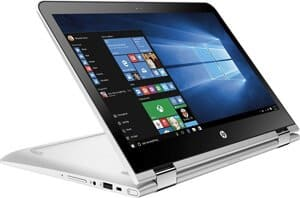 HP Pavilion X360 2 In 1 13.3 Inches Touchscreen Premium Laptop 3