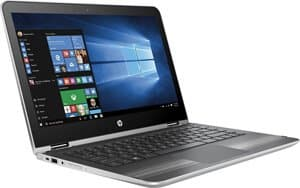 HP Pavilion X360 2 In 1 13.3 Inches Touchscreen Premium Laptop