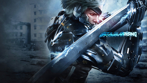Metal Gear Rising Vengeance Gagw