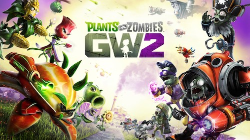 Plants Vs Zombies Garden Warfare 2 Gagw